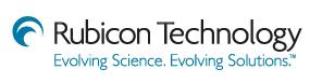 Rubicon Technology, Inc. logo