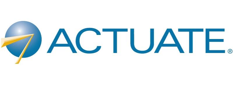 Actuate Corp logo