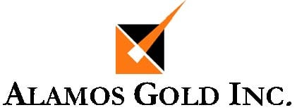 Alamos Gold Inc logo