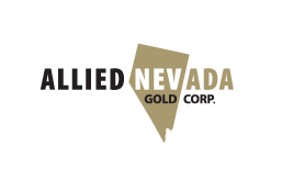 Allied Nevada Gold Corp. logo
