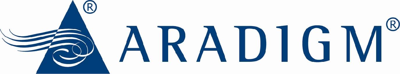Aradigm Corporation logo