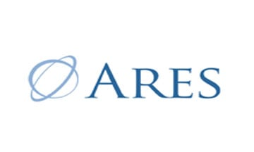 Ares Management logo