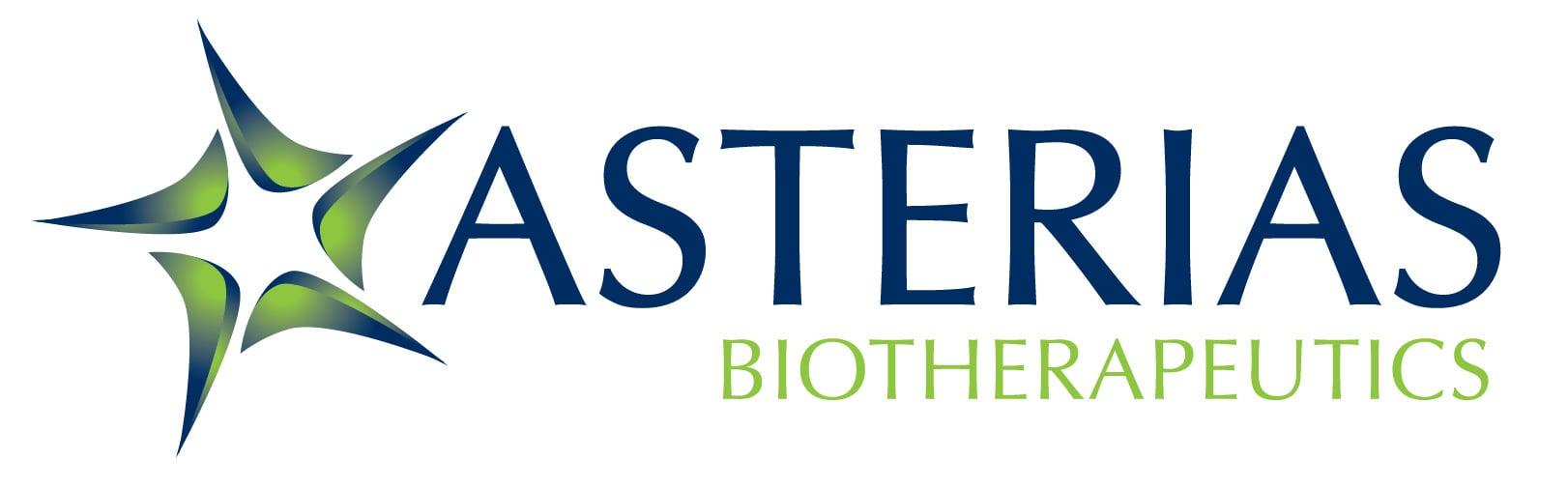 Asterias Biotherapeutics logo