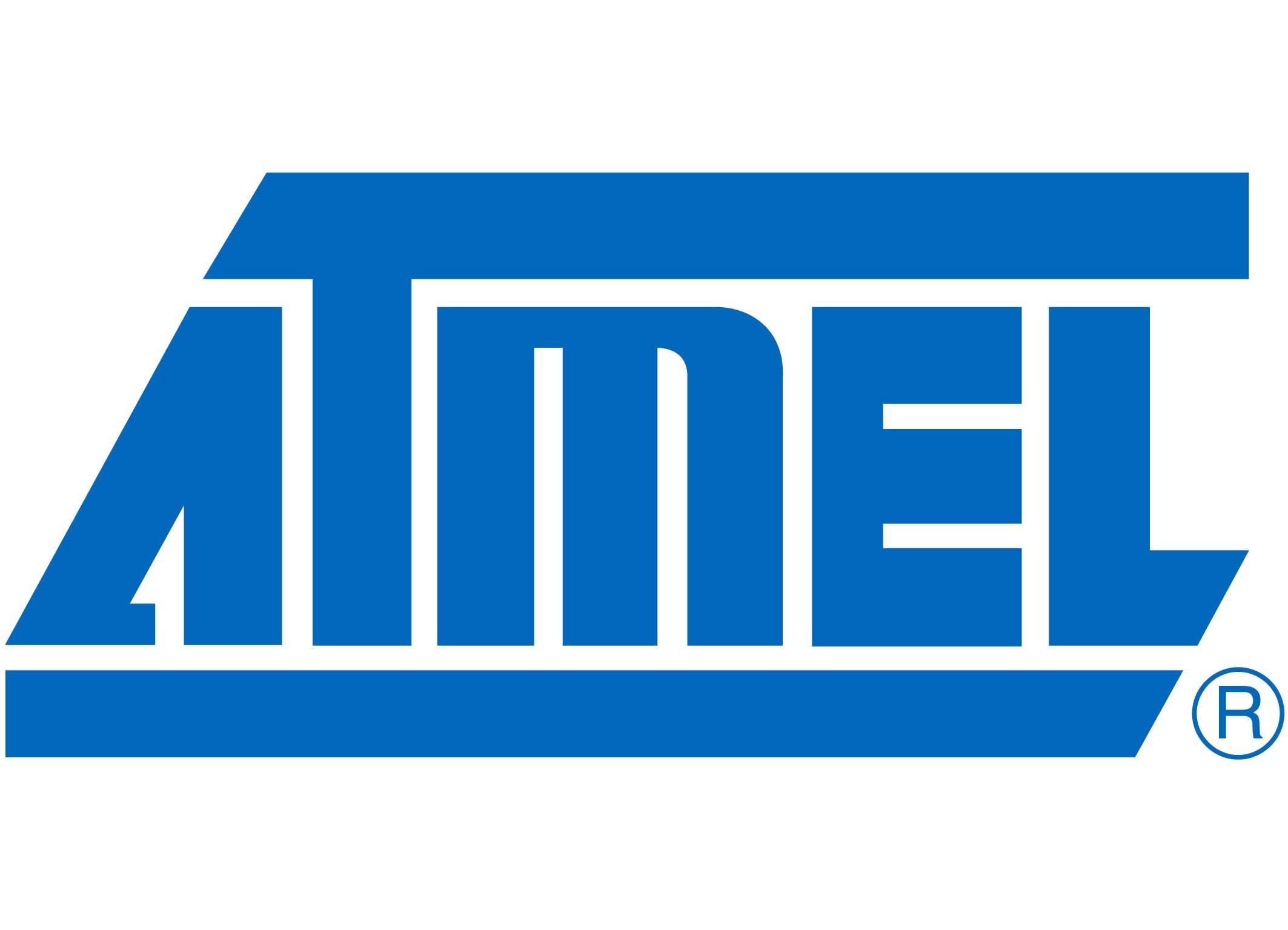 Atmel Co. logo