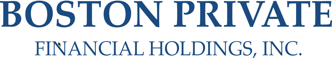 Boston Private Financial Holdings logo