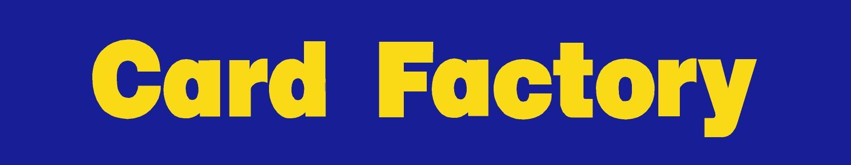 Card Factory PLC logo