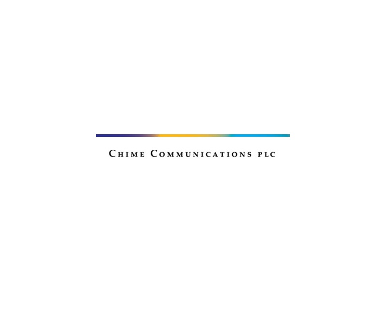 Chime Communications plc logo
