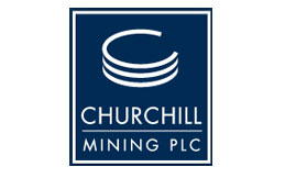 Churchill Mining Plc logo
