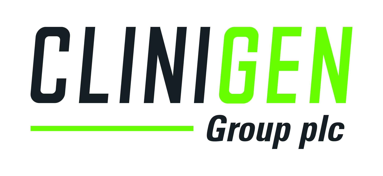 Clinigen Group PLC logo