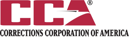 Corrections Corp Of America logo