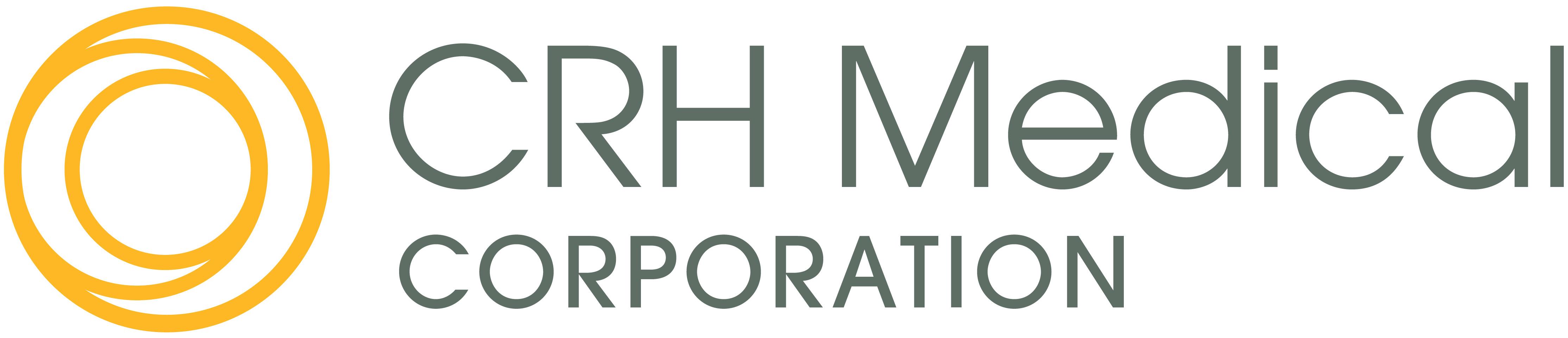 CRH Medical Corp logo