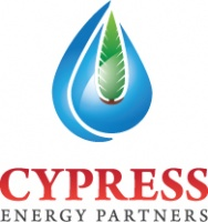 Cypress Energy Partners LP logo
