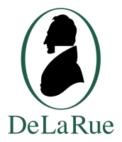 De La Rue plc logo