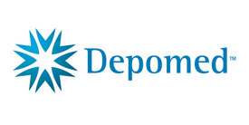 Depomed logo