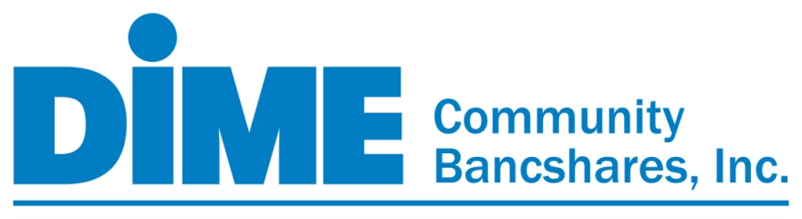 Dime Community Bancshares logo