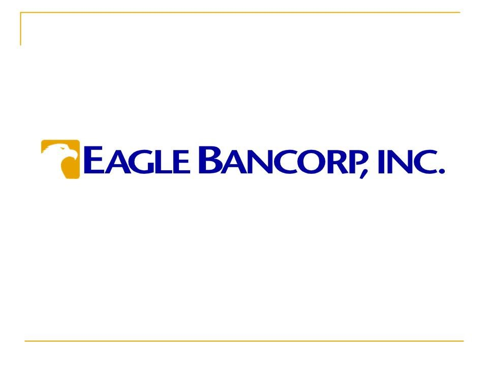 Eagle Bancorp Inc. (Maryland) logo