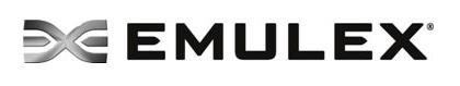 Emulex logo