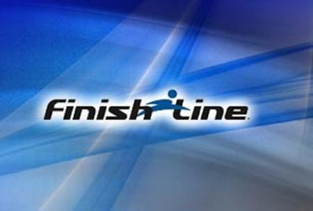 The Finish Line logo