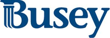 First Busey Corp. logo