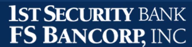 FS Bancorp logo