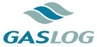 GasLog LP. logo