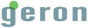 Geron Corporation logo