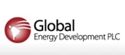 Global Energy Development PLC logo