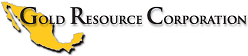 Gold Resource logo