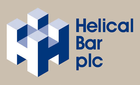 Helical Bar plc logo