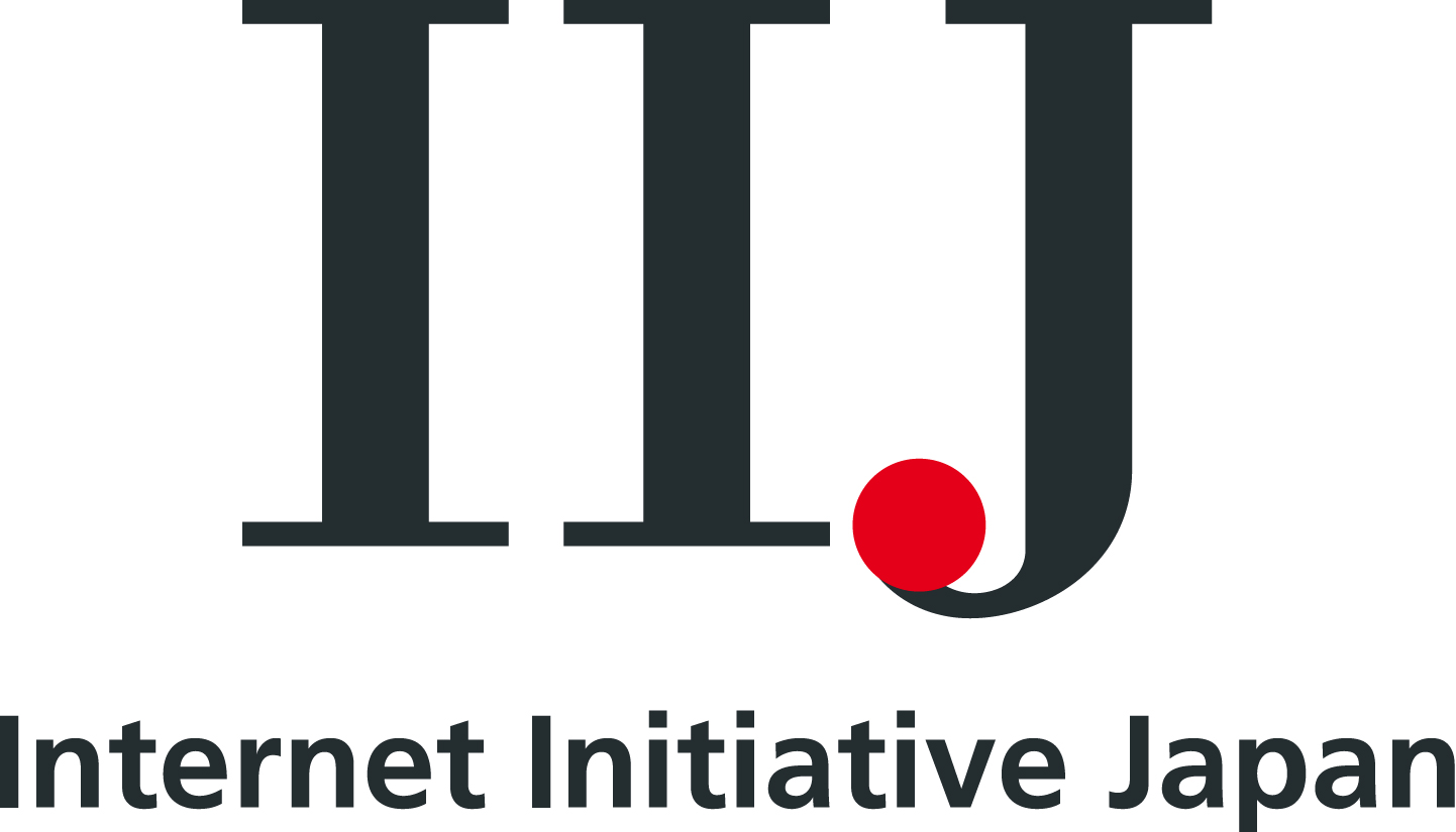 Internet Initiative Japan logo