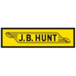 J.B. Hunt Transport Services logo
