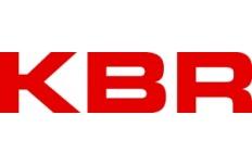KBR logo