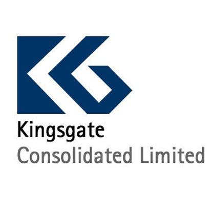 Kingsgate Consolidated Limited logo