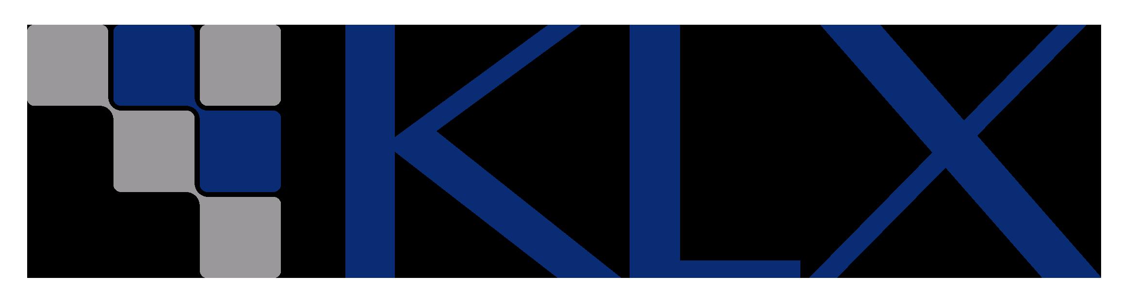 KLX logo