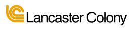 Lancaster Colony Corp. logo