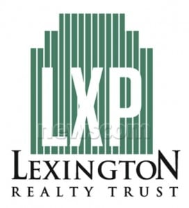Lexington Realty Trust logo