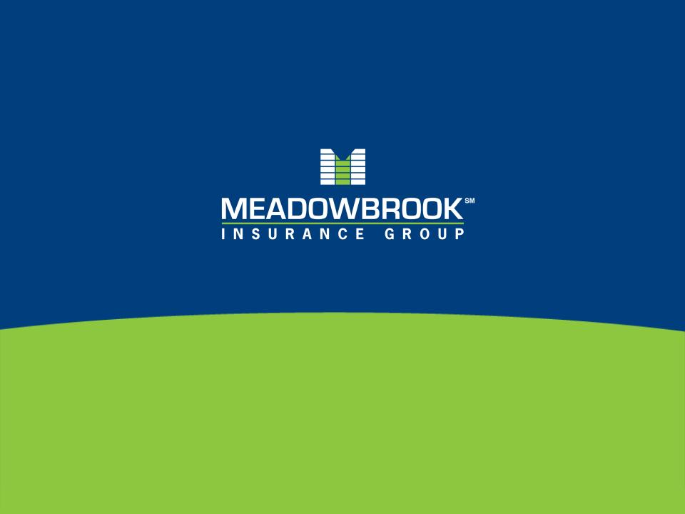 Meadowbrook Insurance Group logo