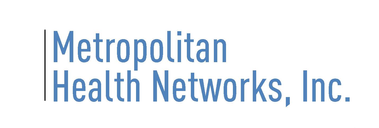 Metropolitan Health Networks logo