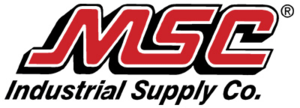 MSC Industrial Direct Co logo