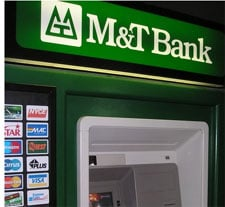 M&T Bank Co. logo