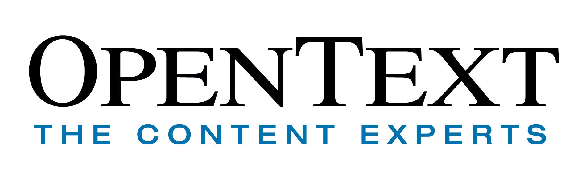 Open Text Corp logo