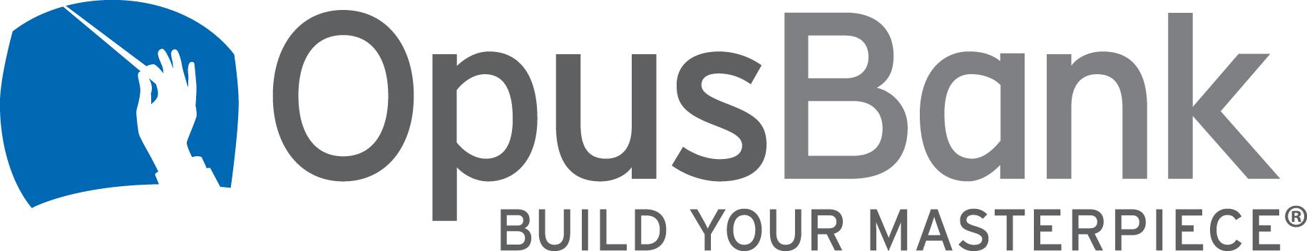 Opus Bank logo