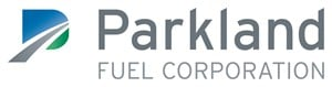 Parkland Fuel Corp logo