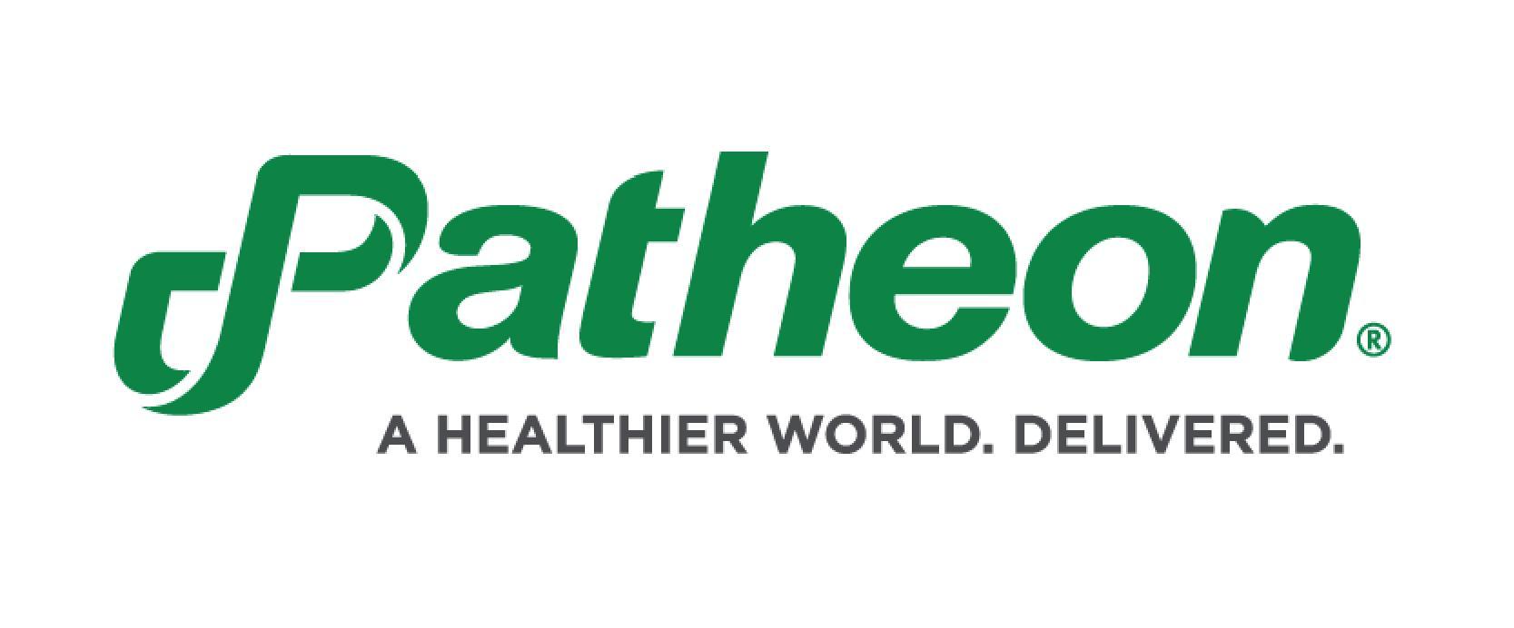 Patheon NV logo