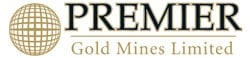 Premier Gold Mines Ltd. logo