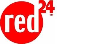 Red24 plc logo