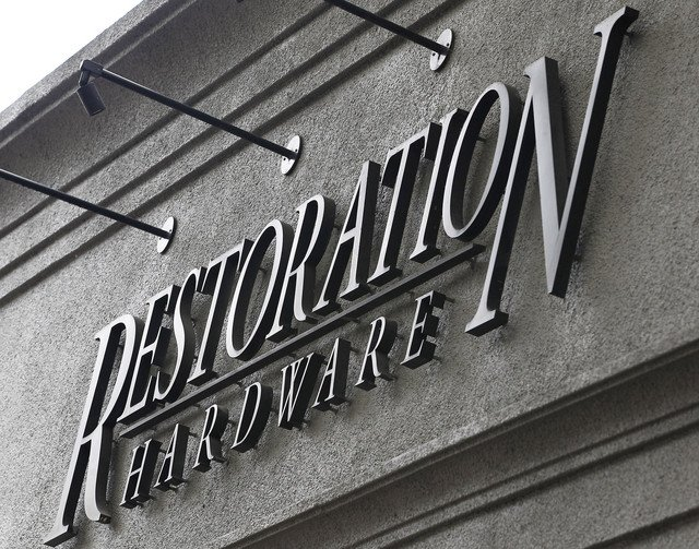 Restoration Hardware Holdings logo