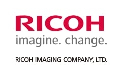 Ricoh Co Ltd logo
