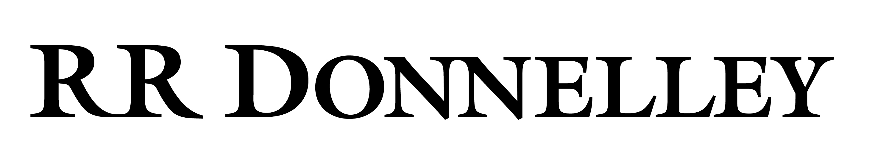 RR Donnelley & Sons Co logo