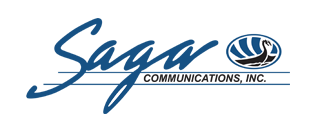 Saga Communications logo